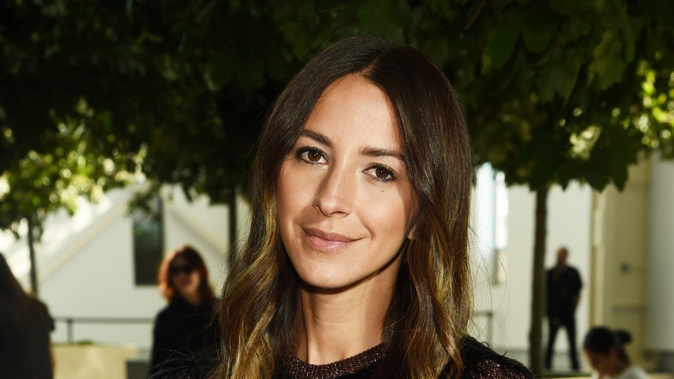 Arielle Charnas at the Michael Kors Collection Spring 2020 Runway Show
