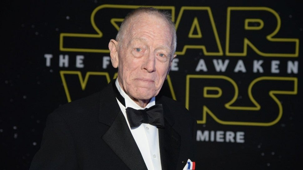 Max von Sydow, 'Game of Thrones' and 'Exorcist' Actor, Dead at 90 ...