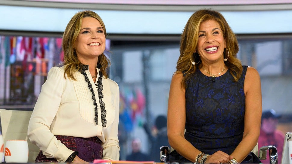 Today Show Team Reunites In The Studio For First Time Since March