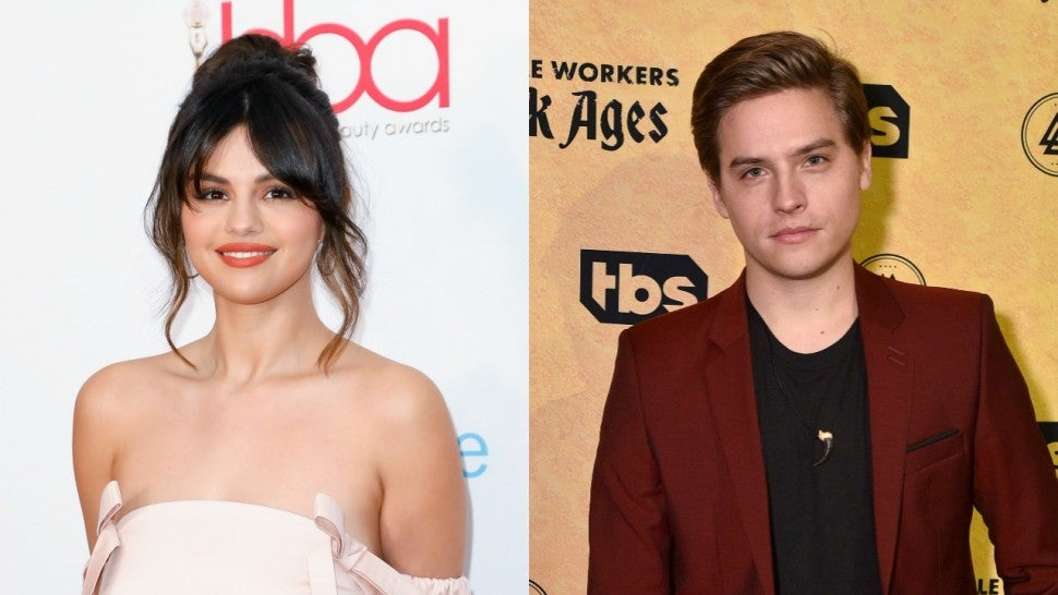 Selena Gomez Dylan Sprouse