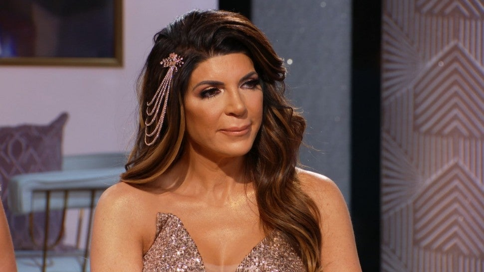 Teresa Giudice on the 'RHONJ' season 10 reunion.