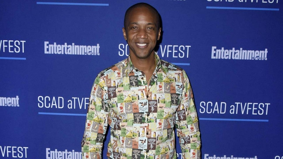 J. August Richards attends the SCAD aTVfest x Entertainment Weekly Party