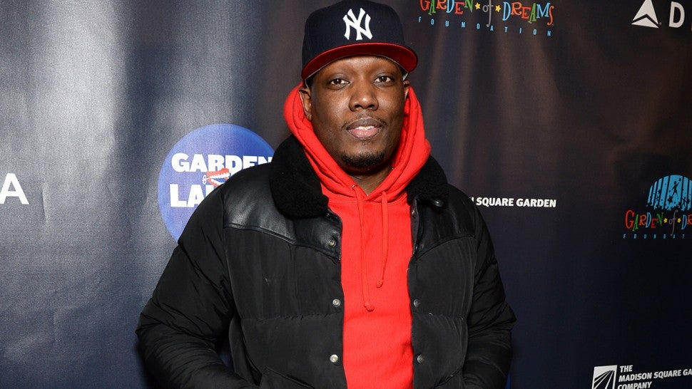Michael Che attends the 2017 Garden of Laughs at Madison Square Garden on March 28, 2017 in New York City.