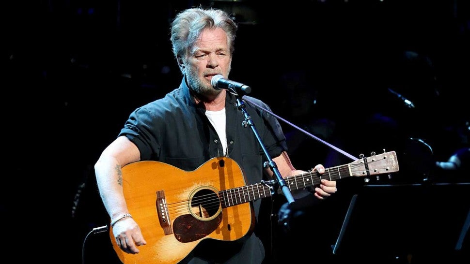 John Mellencamp performs onstage during the The Rainforest Fund 30th Anniversary Benefit Concert