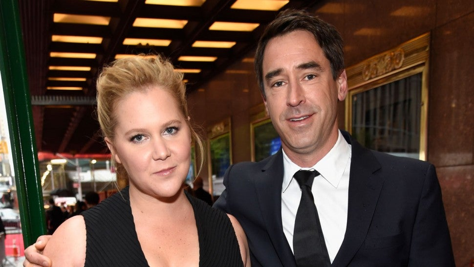 Amy Schumer Shares Emotional Post in Honor of Her Husband Chris Fischer and Son Gene.jpg