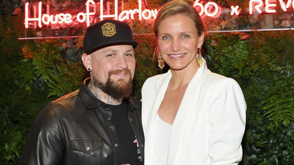 Inside Cameron Diaz's Journey to Finding True Love With Benji Madden |  Entertainment Tonight
