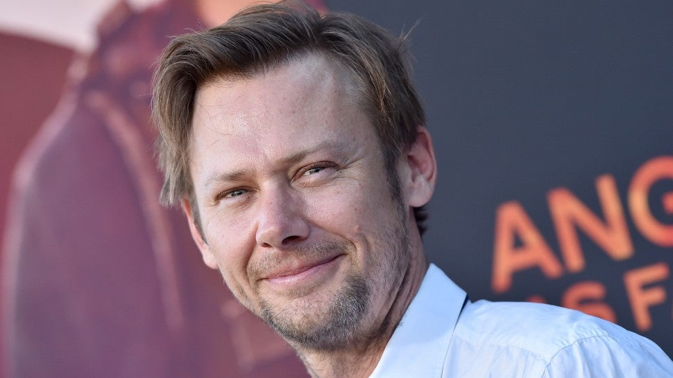 "Jimmi Simpson attends the LA Premiere of Lionsgate's ""Angel Has Fallen"" at Regency Village Theatre"