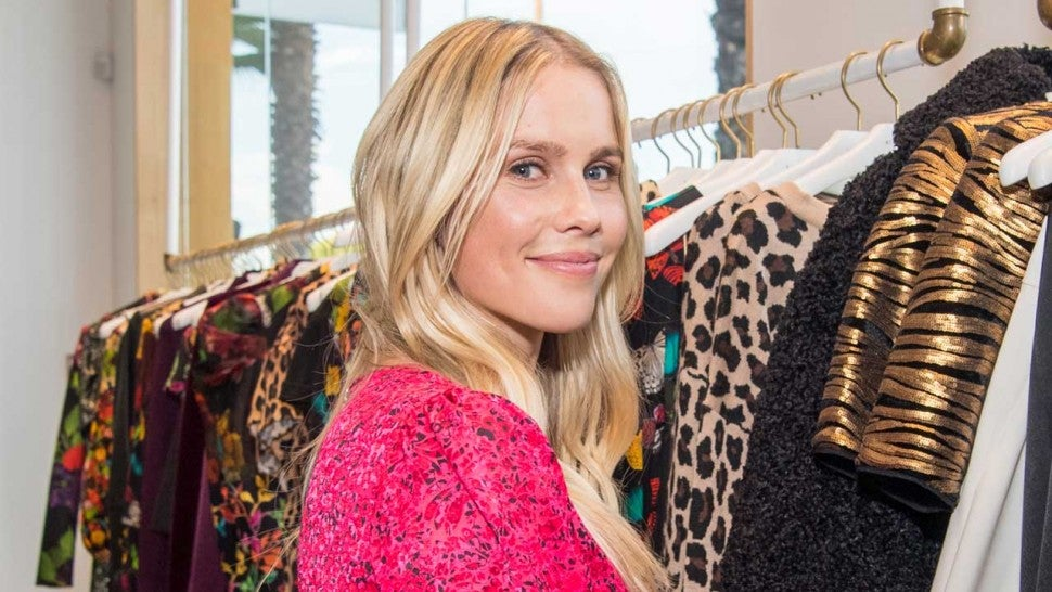 Claire Holt hosts Alice + Olivia Shopping Event Benefitting St. Jude in sept 2019