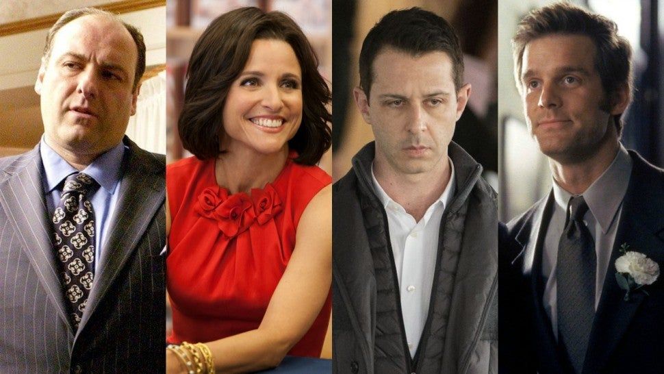hbo streaming the sopranos veep succession six feet under
