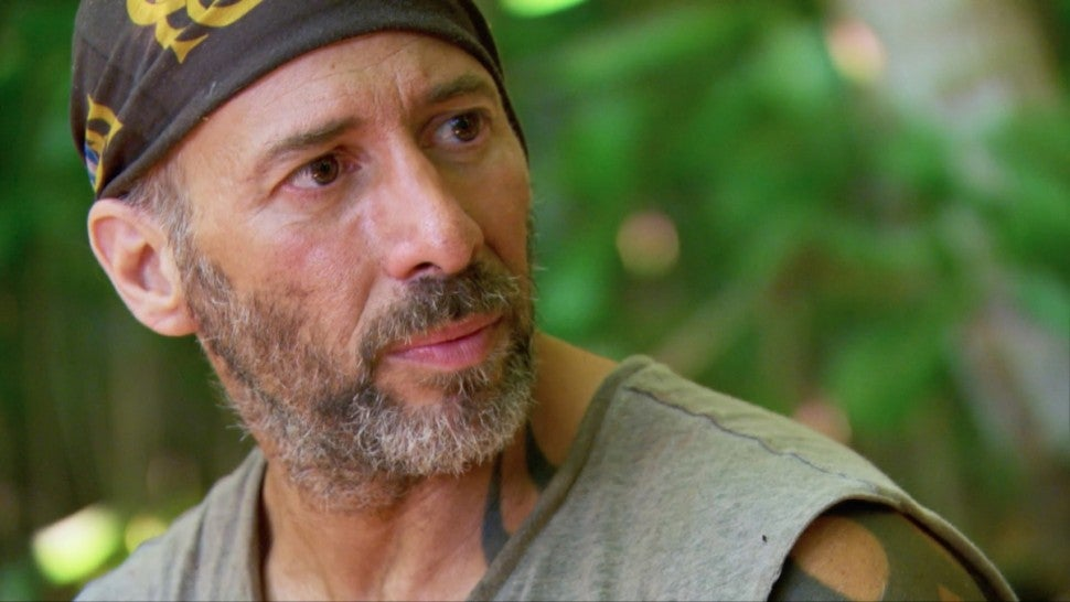 Survivor Tony