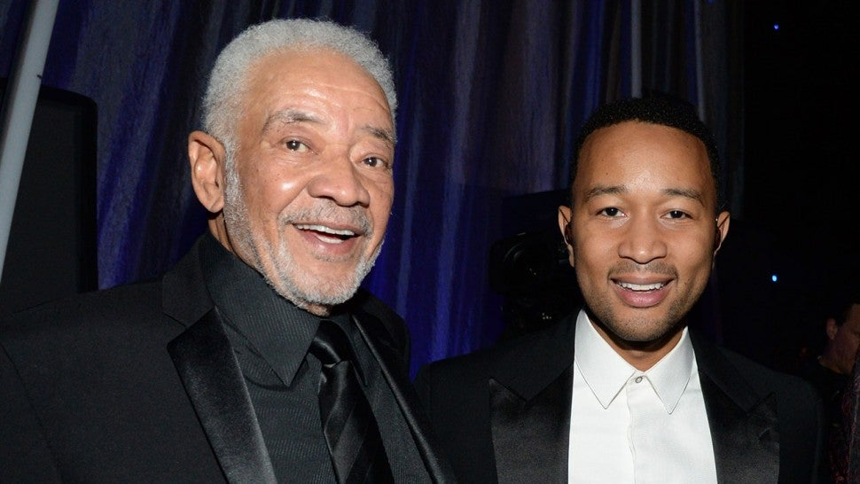 Bill Withers and John Legend