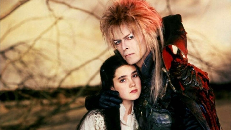 Labyrinth, David Bowie, Jennifer Connelly