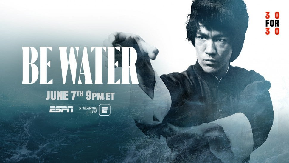 "WATCH: ESPN Gives Bruce Lee the ""30 for 30"" Treatment in ""Be Water"""
