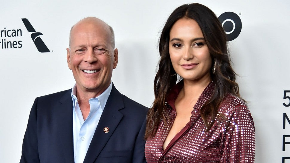 Bruce Willis Reunites With Wife Emma Heming After Being ...