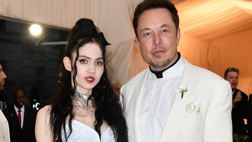 Grimes Offers Another Way To Pronounce Son S Name And It S Nothing Like What Elon Musk Said Entertainment Tonight