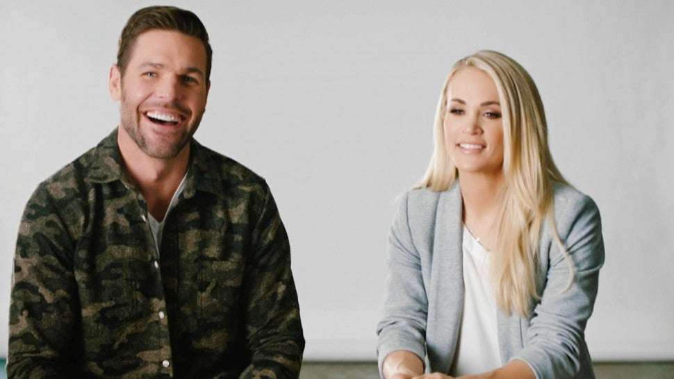 Carrie Underwood and Mike Fisher Get Extremely Candid About Their Private Life