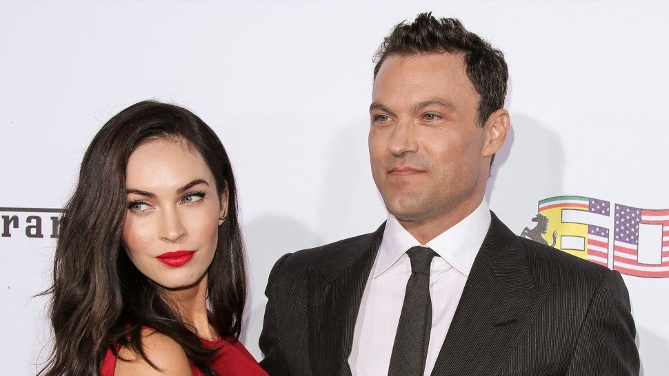 Brian Austin Green Confirms Megan Fox Split, Comments on Machine Gun Kelly Rumors