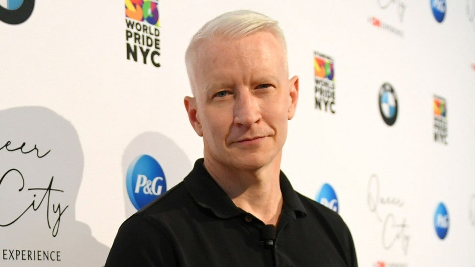 Anderson Cooper at QUEER CITY: A CNN Experience in june 2019