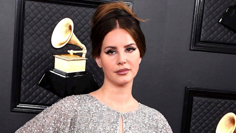 Lana Del Rey at 2020 grammys