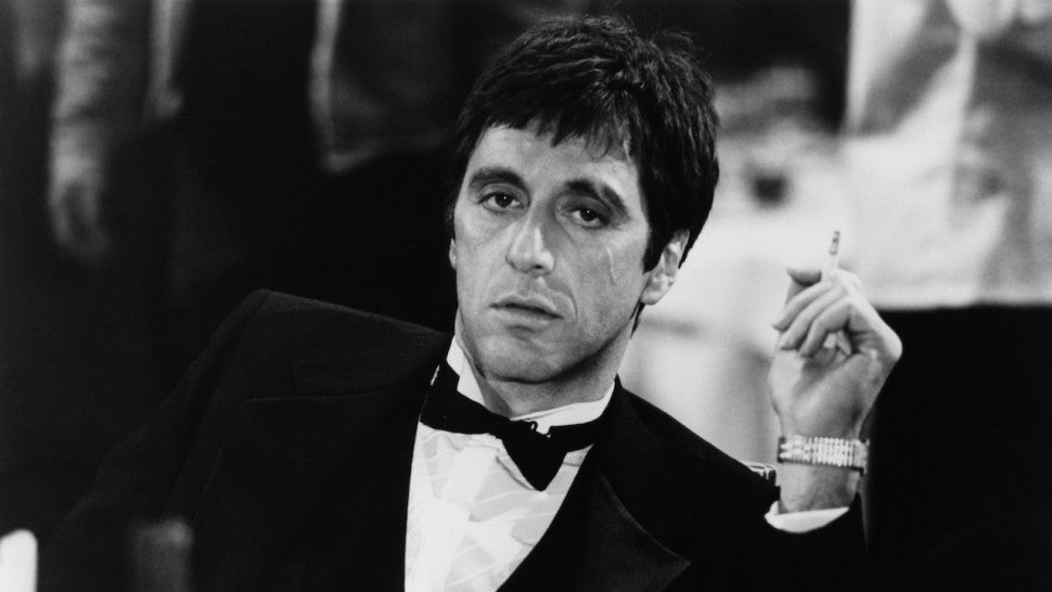 Scarface' Being Rebooted by Director Luca Guadagnino and the Coen Brothers | Entertainment Tonight