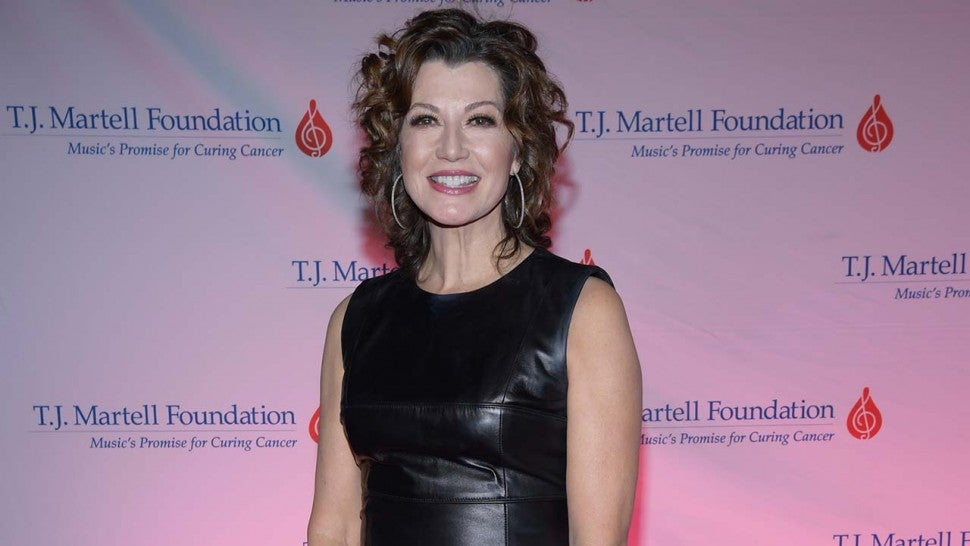 Amy Grant attends the 12th Annual T.J. Martell Foundation Nashville Gala at Omni Hotel on February 24, 2020 in Nashville, Tennessee.