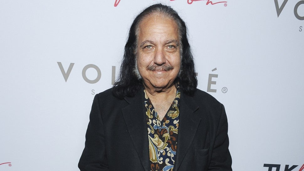 Ron Jeremy attends the Vicki Gunvalson And Volante Skincare's Launch Event on September 28, 2017 in Los Angeles, California.