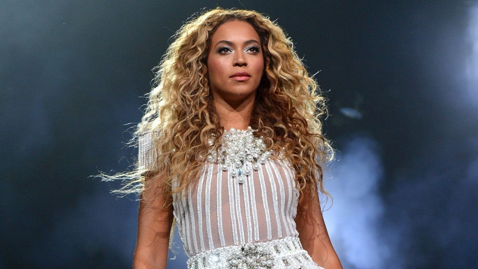 beyonce in 2013