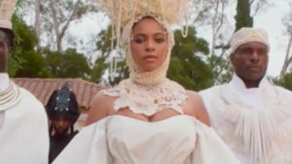 Beyonce in 'Black Is King'