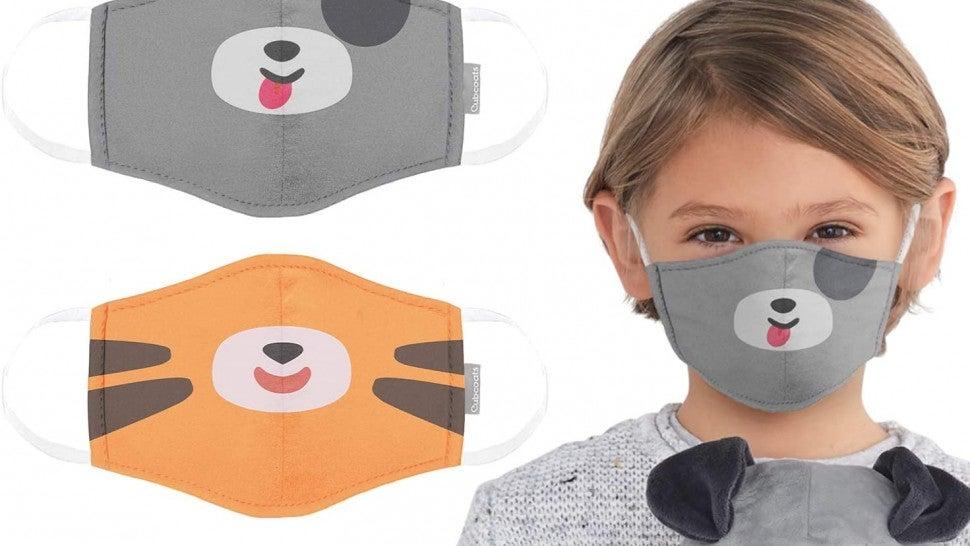 cubcoats kids' mask on sale