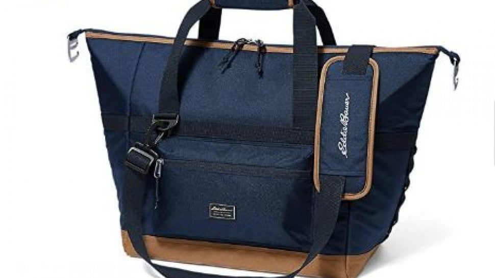 Eddie Bauer Unisex-Adult Bygone Convertible Cooler Tote