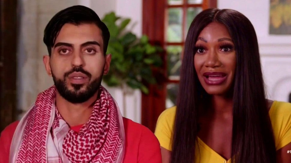'90 Day Fiance: The Other Way:' Yazan Flips Out On Brittany Moments After She Arrives in Jordan