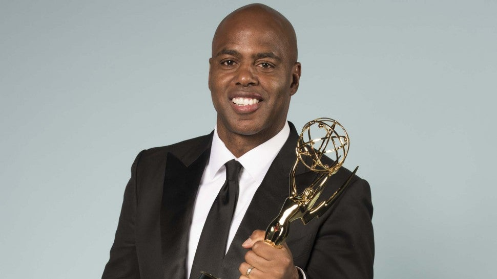 Kevin Frazier Emmy