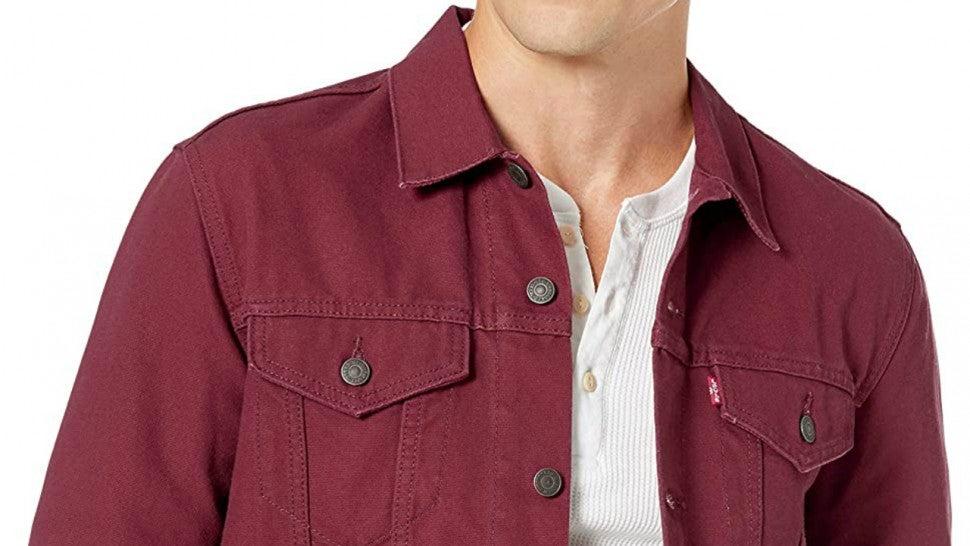 Levi's Men's Original Trucker Jacket