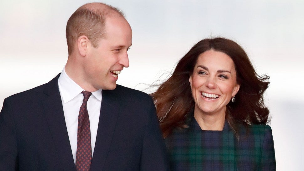 The Duke And Duchess Of Cambridge Visit Dundee in 2019