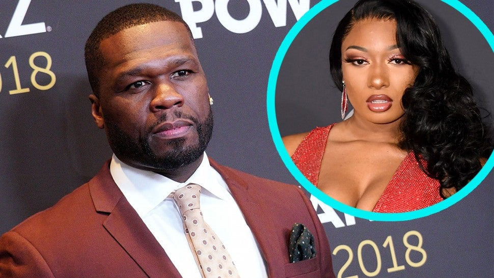 50 Cent and Megan Thee Stallion