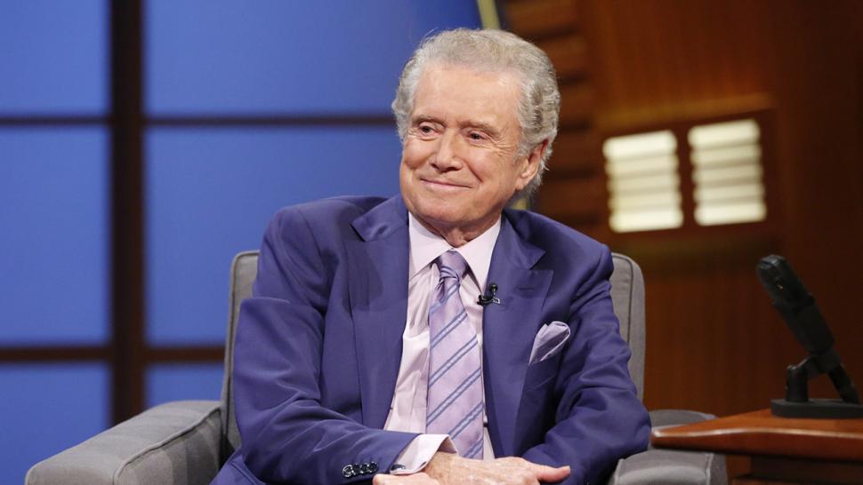 Regis Philbin, Iconic TV Host, Dead at 88 | Entertainment Tonight