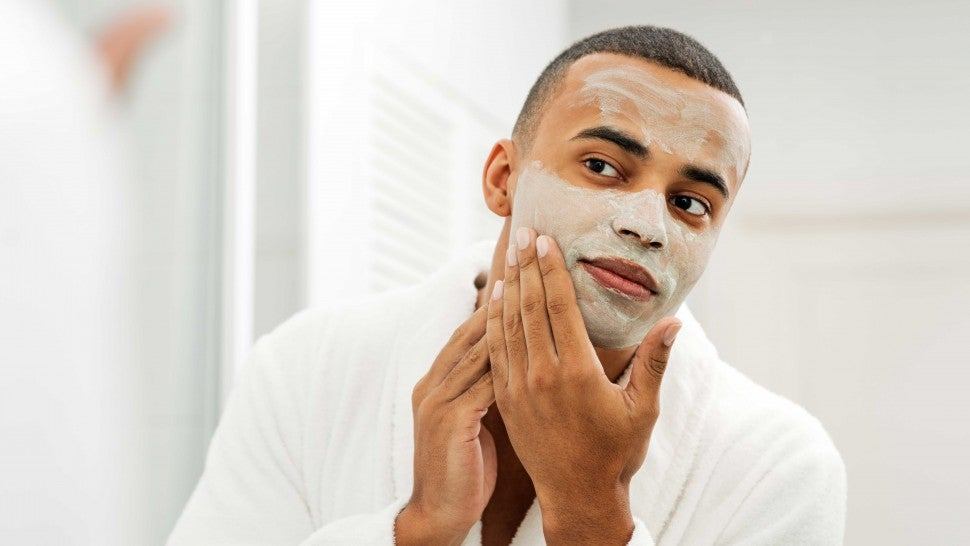 The Best Skincare For Men Facial Cleanser Face Moisturizer Sunscreen And More Entertainment Tonight