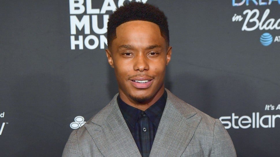 Avery Wilson attends 2019 Black Music Honors - Arrivals at Cobb Energy Performing Arts Center on September 5, 2019 in Atlanta, Georgia