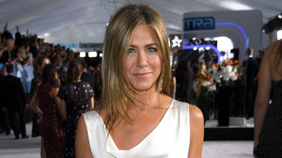 Jennifer Aniston at the 26th Annual Screen Actors Guild Awards