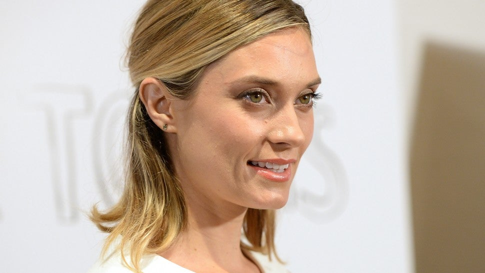 "Actress Spencer Grammer attends WSJ. Magazine And Forevermark Host A Special Los Angeles Screening Of ""Paper Towns"" at The London West Hollywood on July 18, 2015 in West Hollywood, California."