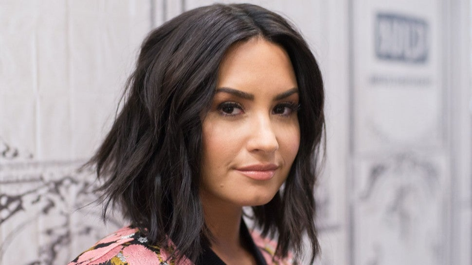 Demi Lovato in march 2017