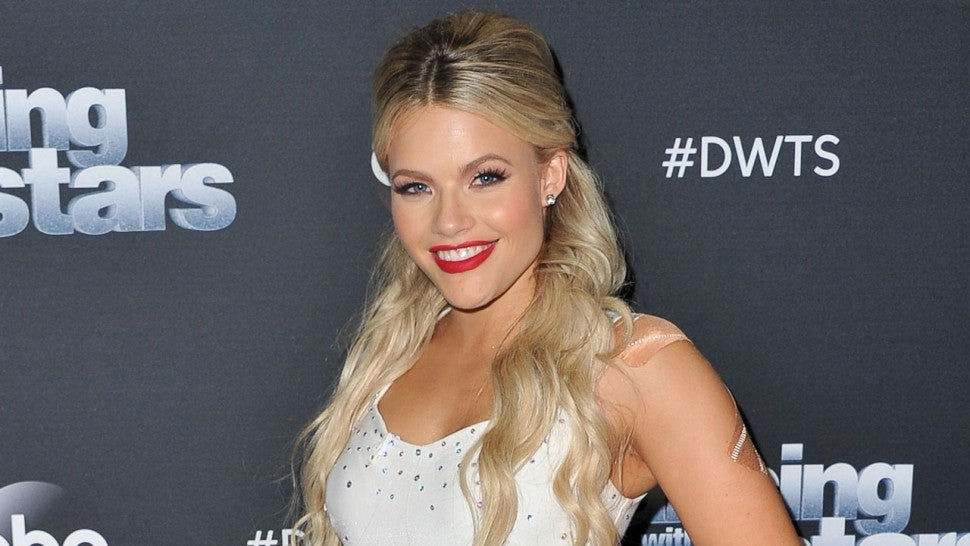 Witney Carson Jokes About Still Being 'in a Diaper' Nearly 2 Weeks After Giving Birth.jpg