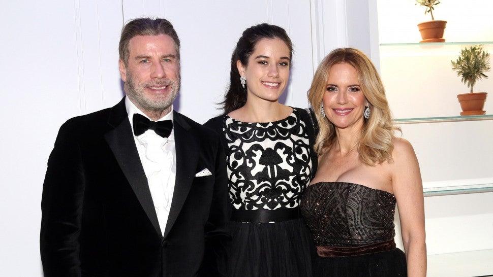 John Travolta and Kelly Preston's Daughter Ella Travolta to Star in 'Get Lost'.jpg
