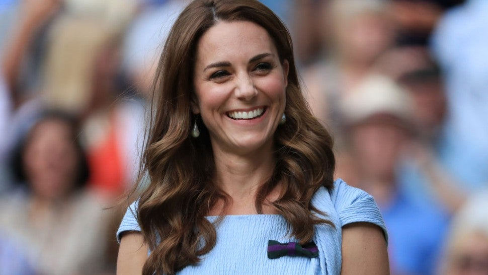 Kate Middleton Says She 'Can't Wait to Meet' Prince Harry and Meghan Markle's Daughter.jpg
