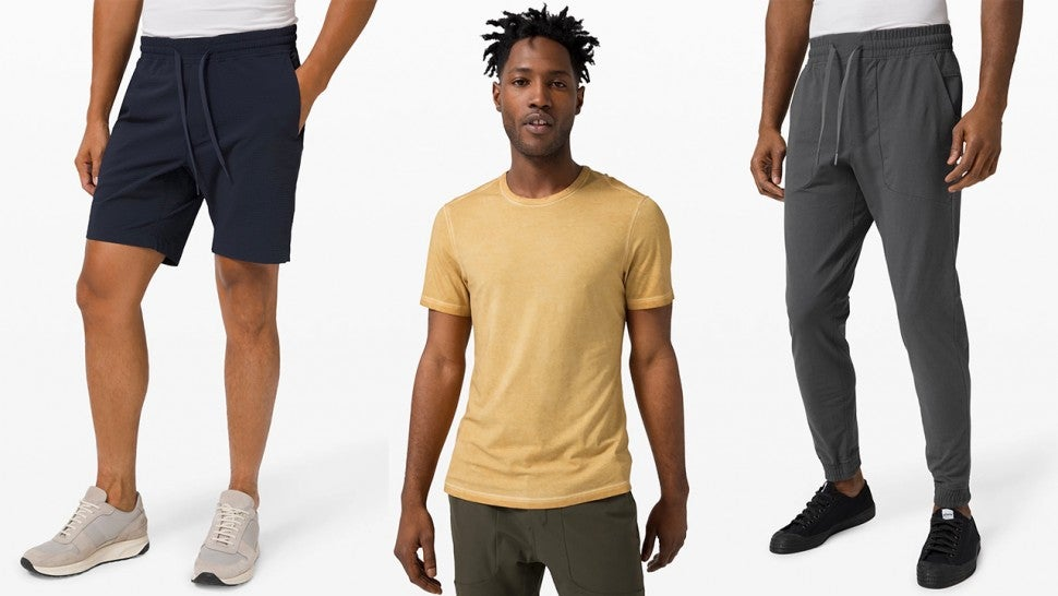 lululemon best men's deals