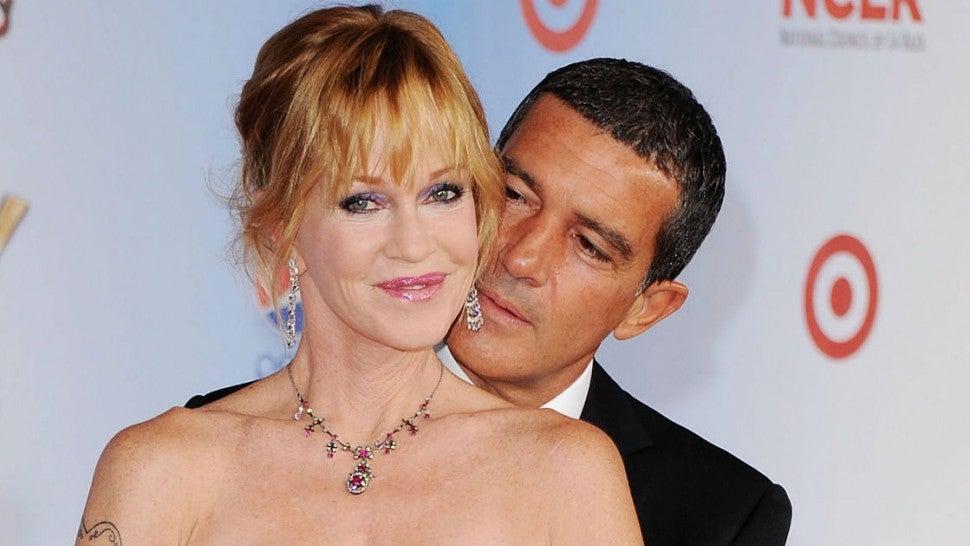 Bauer spouse steven Melanie Griffith's