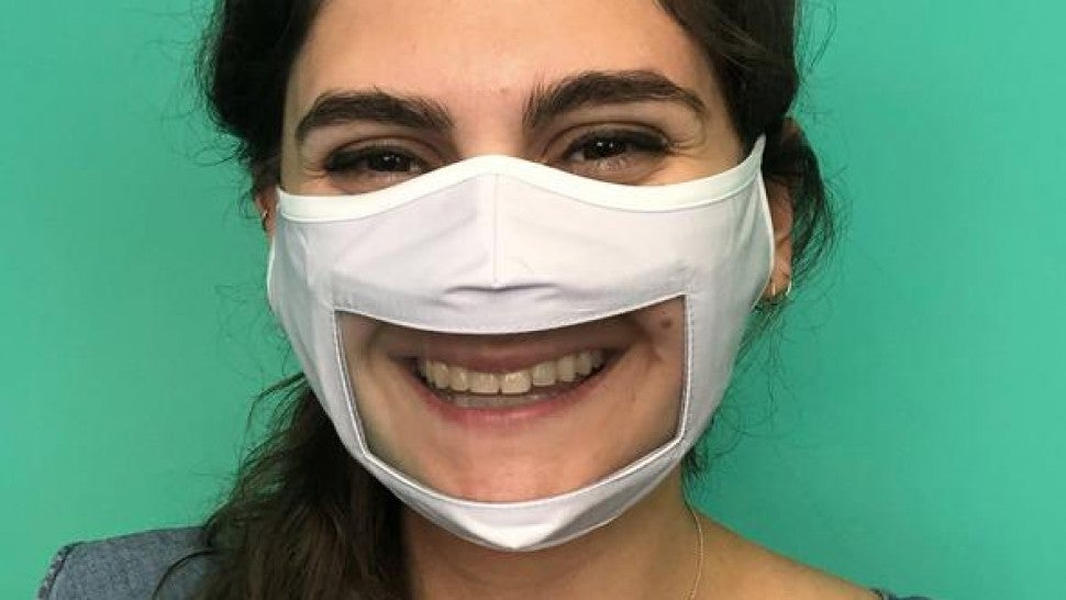 Rafi Nova smile mask