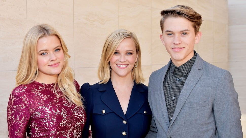 Ava, Reese Witherspoon, and Deacon