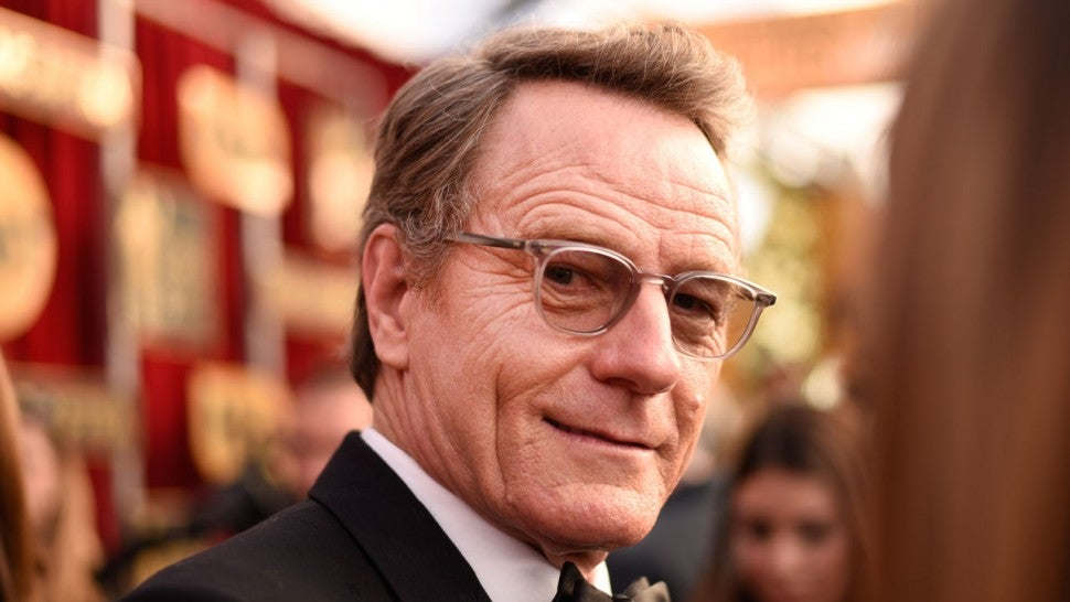 Bryan Cranston at The 23rd Annual Screen Actors Guild Awards