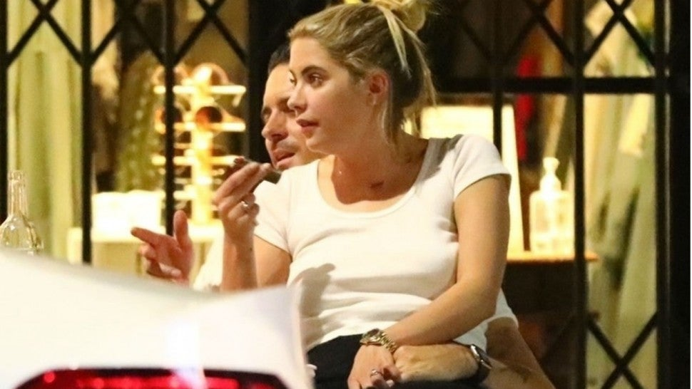 Ashley Benson Sparks G-Eazy Engagement Rumors With New Diamond ...
